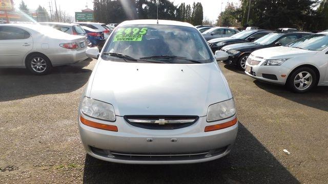 Chevrolet Aveo 2006 price $2,295