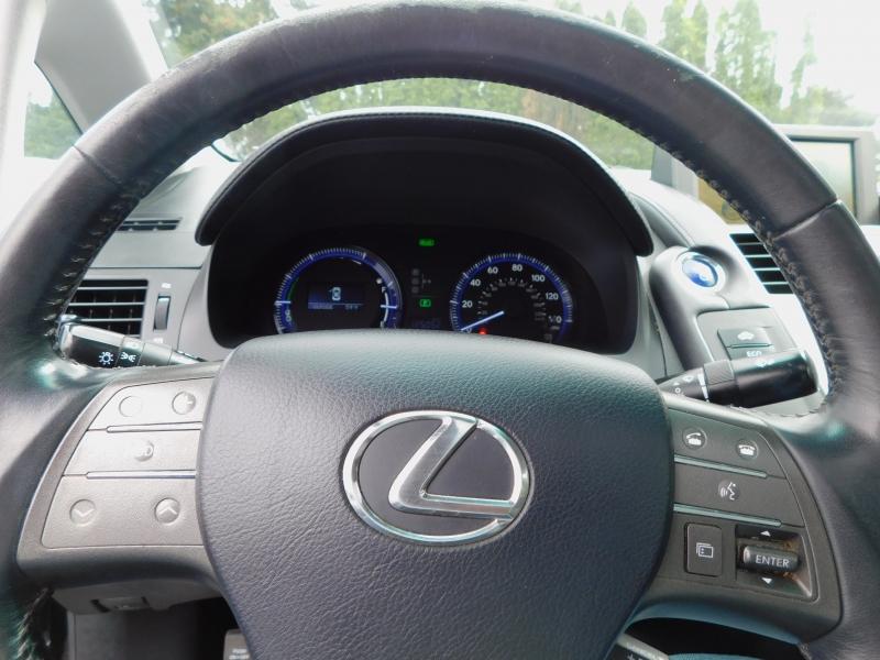 Lexus HS 250h 2010 price $0