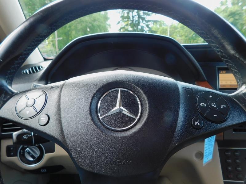 Mercedes-Benz GLK-Class 2012 price $9,995