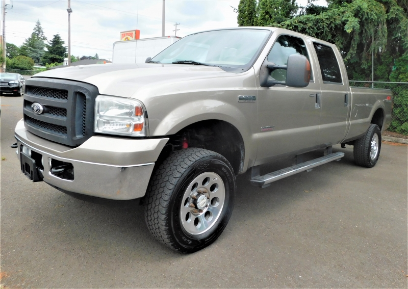 Ford Super Duty F-350 SRW 2006 price $13,995