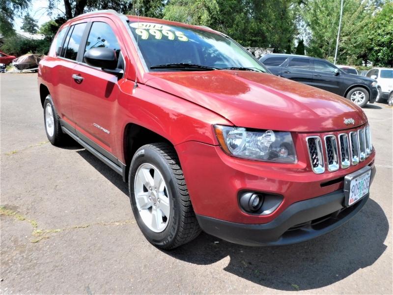 Jeep Compass 2014 price $9,995