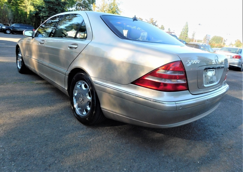 Mercedes-Benz S500 2002 price $5,995