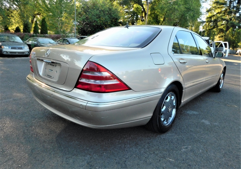 Mercedes-Benz S500 2002 price $5,995