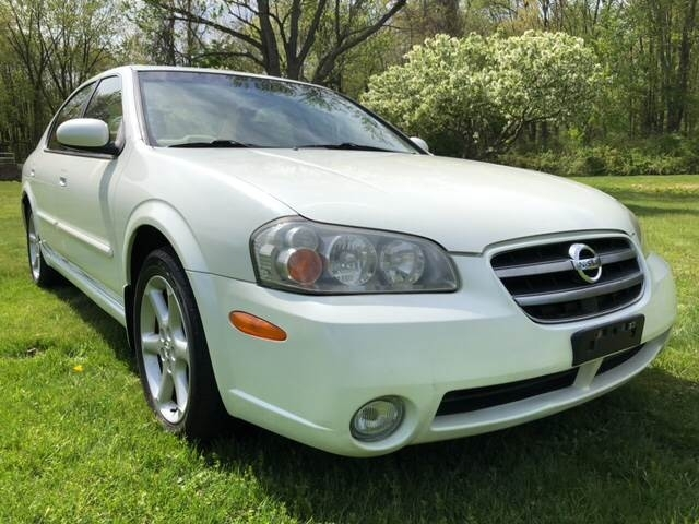2003 Nissan Maxima Se 4dr Sedan Choice Motor Car Auto Dealership
