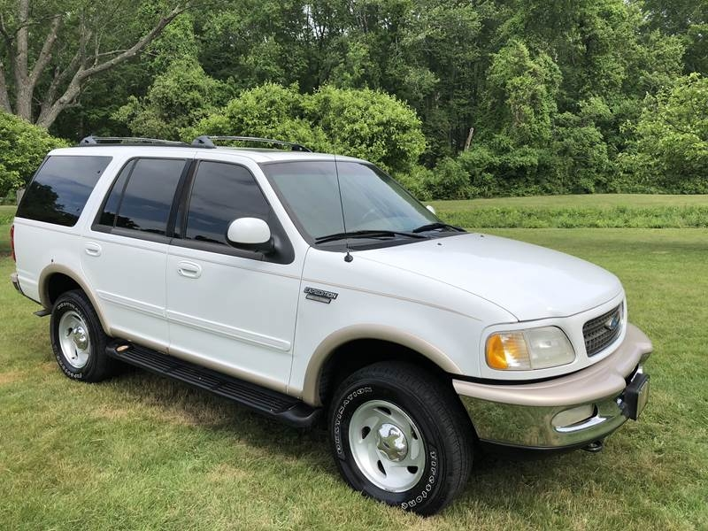 Ford Expedition Eddie Bauer >> 1997 Ford Expedition Eddie Bauer 4dr 4wd Suv