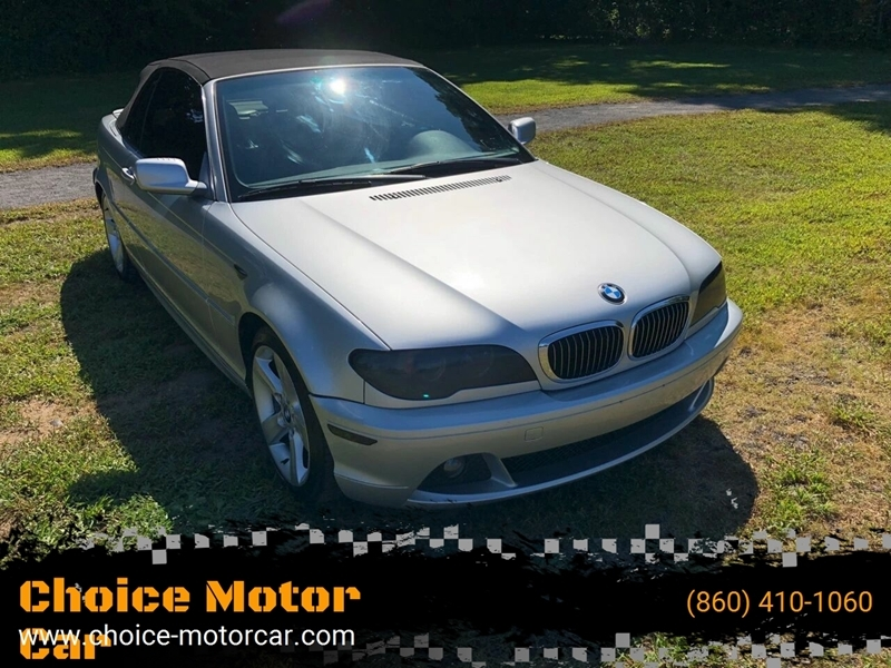 2005 bmw 325ci convertible top operation