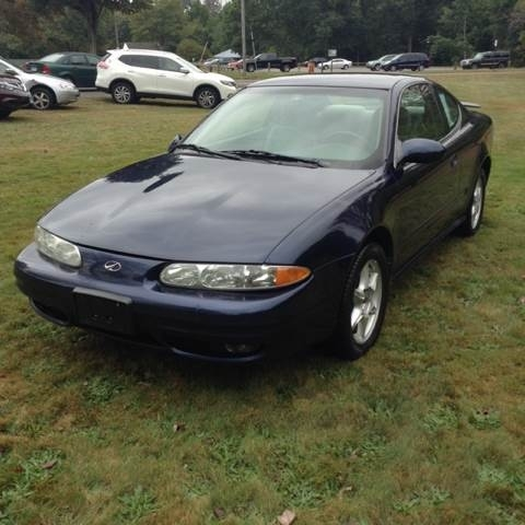 2001 Oldsmobile Alero Gl 2dr Coupe Choice Motor Car Auto