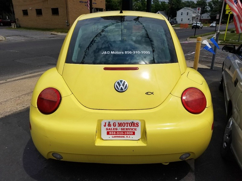 Volkswagen NEW BEETLE 1998 price $1,200