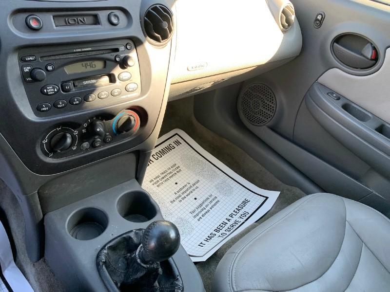 Saturn Ion 2003 price $2,750