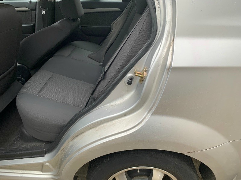 Chevrolet Aveo 2007 price $2,750