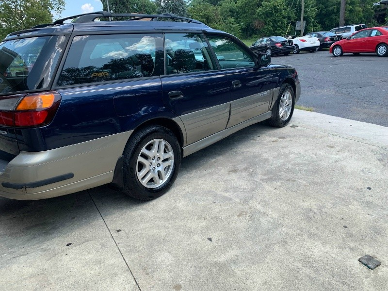 Subaru Legacy Wagon (Natl) 2004 price $2,950