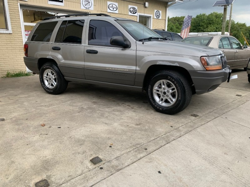 Jeep Grand Cherokee 2002 price $3,250