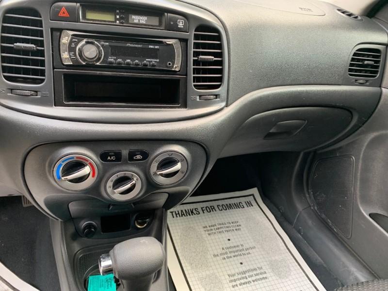 Hyundai Accent 2010 price $3,550