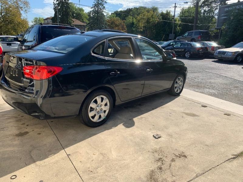 Hyundai Elantra 2008 price $3,550
