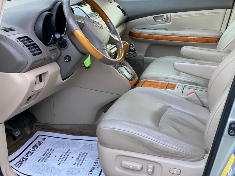 Lexus RX 350 2009 price $8,500