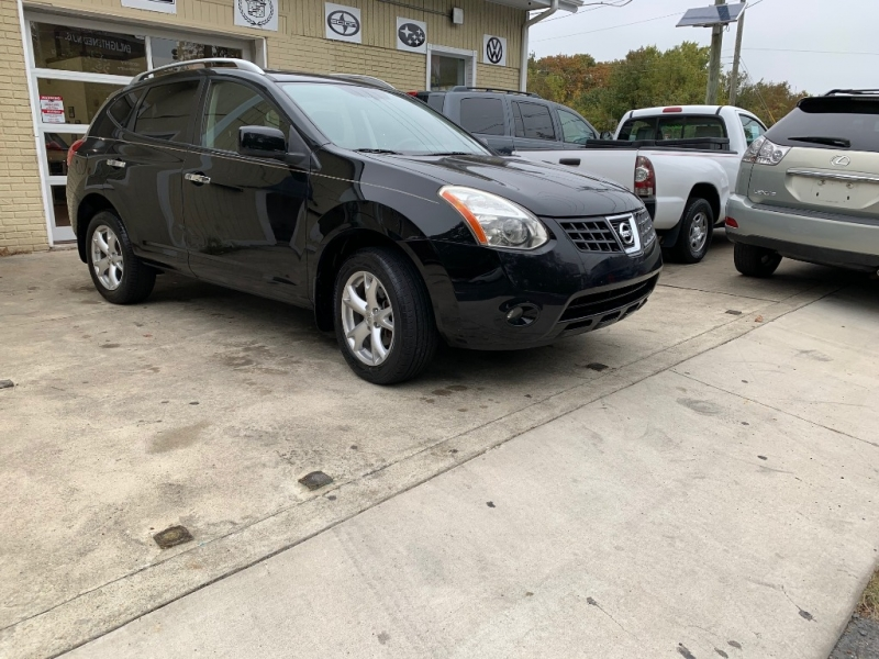 Nissan Rogue 2010 price $6,550