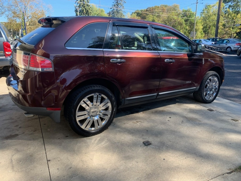 Lincoln MKX 2009 price $6,550