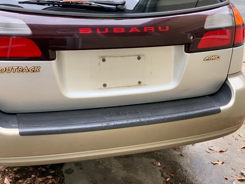 Subaru Legacy Wagon 2003 price $3,550