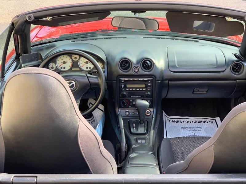 Mazda MX-5 Miata 2002 price $4,950