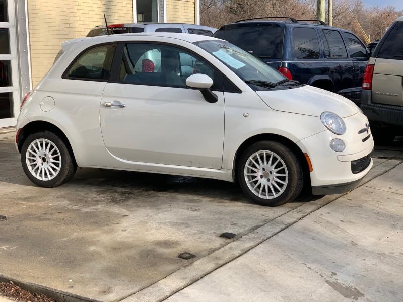 Fiat 500 2013 price $3,950