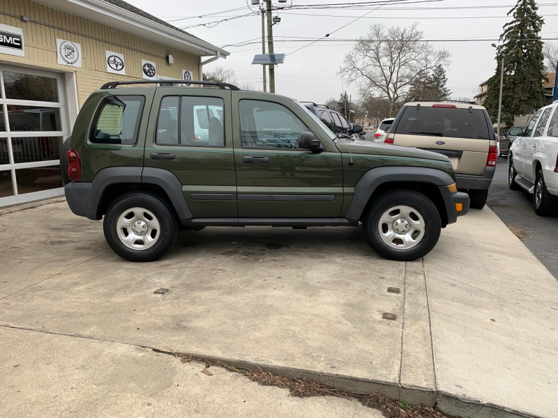 Jeep Liberty 2006 price $4,250