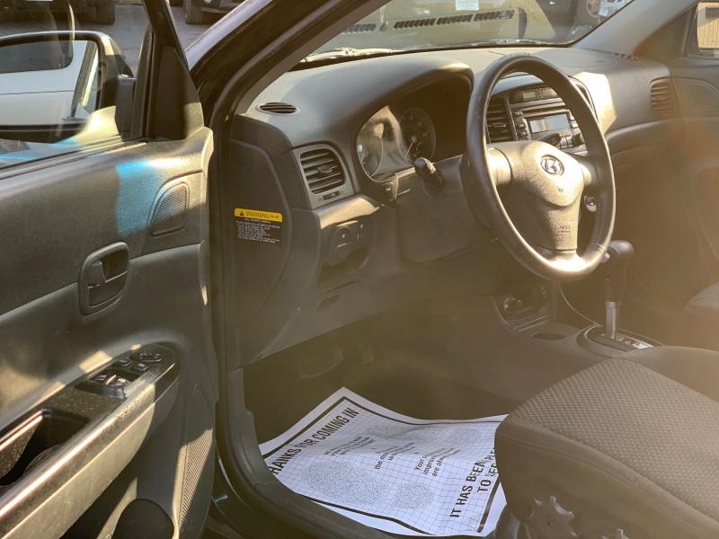 Hyundai Accent 2007 price $3,250