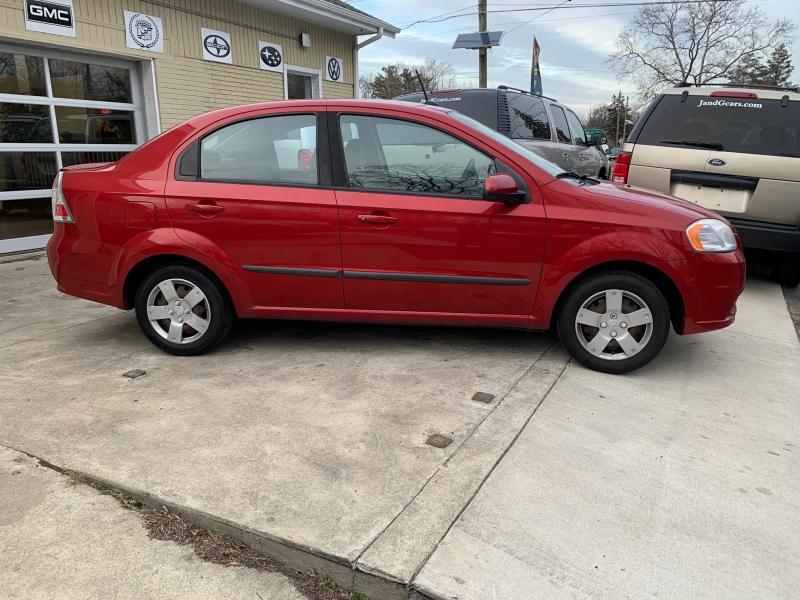 Chevrolet Aveo 2011 price $3,750