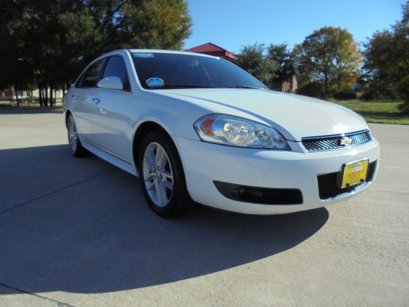 CHEVROLET IMPALA LIMITED 2014 price $8,895