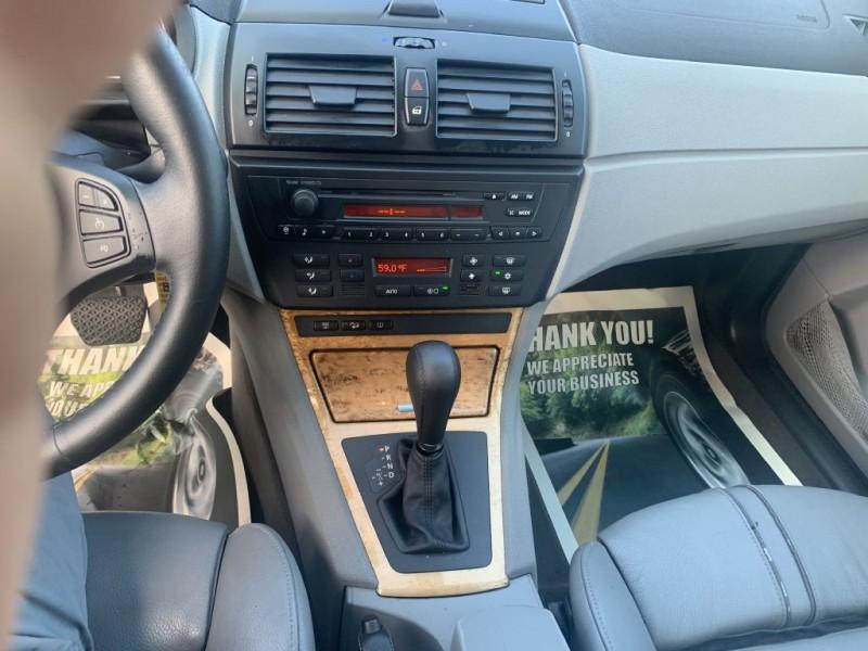 BMW X3 2005 price $5,488