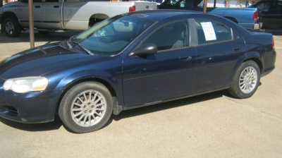 2006 Chrysler Sebring Sdn 4dr
