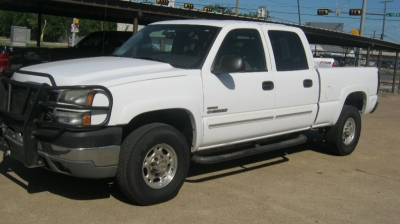 "2005 Chevrolet Silverado 2500HD Crew Cab 153"" WB LS"