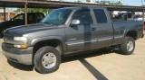 "2002 Chevrolet Silverado 2500HD Ext Cab 143.5"" WB"