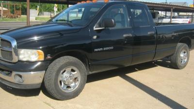 "2003 Dodge Ram 2500 4dr Quad Cab 140.5"" WB ST"