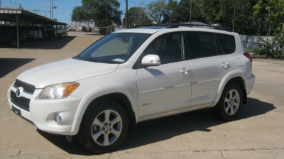 2010 Toyota RAV4 FWD 4dr V6 5-Spd AT Ltd