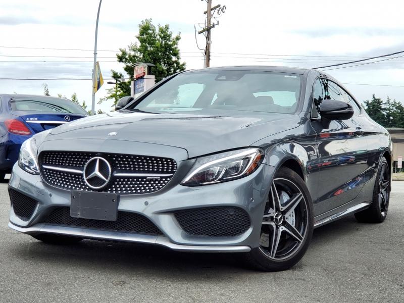 Mercedes-Benz C-Class 2017 price $44,888