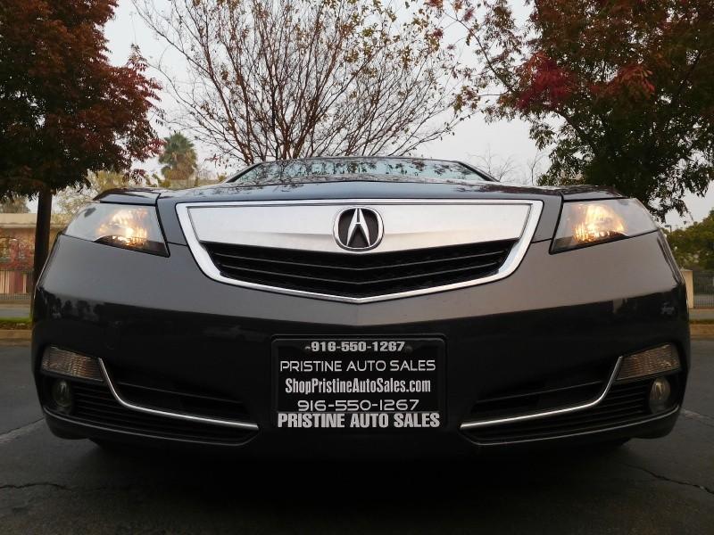 Acura TL 2012 price $13,995