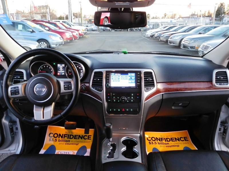 Jeep Grand Cherokee 2012 price $16,995