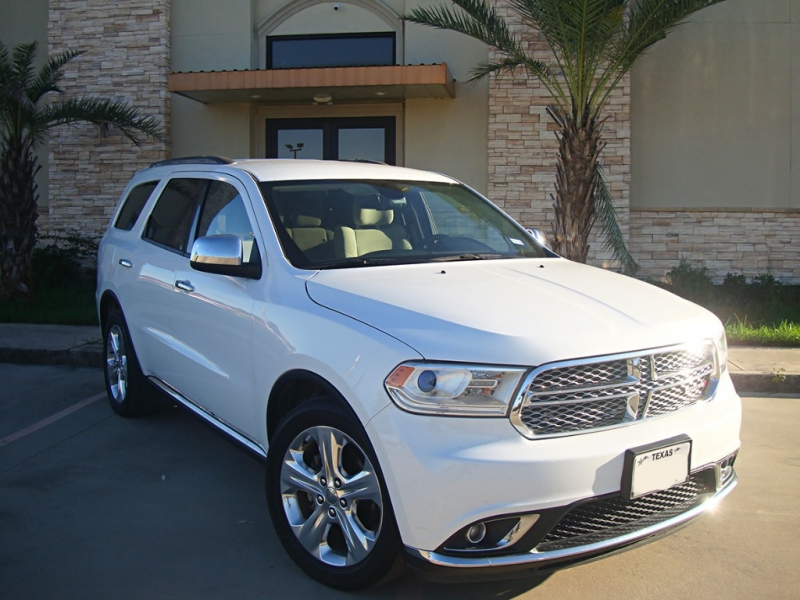 Dodge Durango 2015 price $20,050