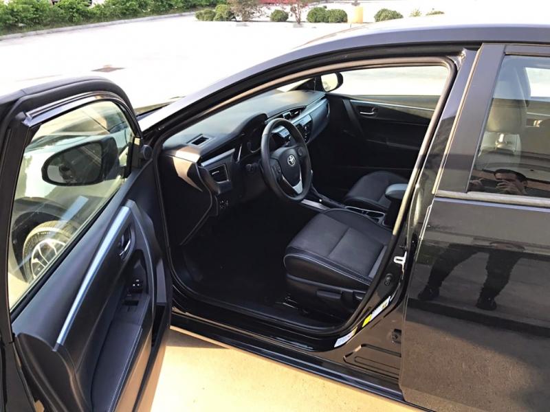 Toyota Corolla 2016 price $16,650