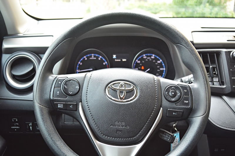 Toyota RAV4 2017 price $19,675