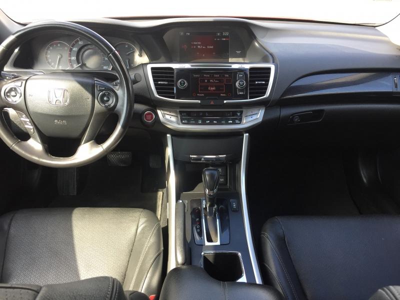 Honda Accord Coupe 2015 price $16,450