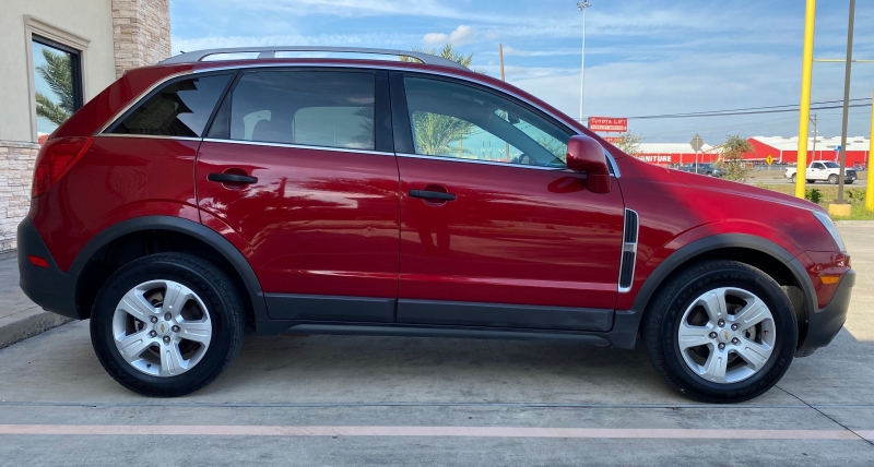 Chevrolet Captiva Sport Fleet 2014 price $8,100