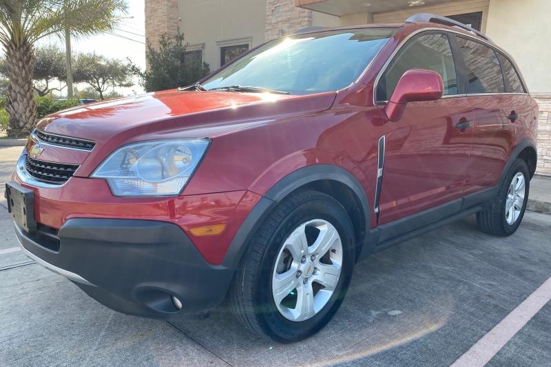Chevrolet Captiva Sport Fleet 2014 price $8,100