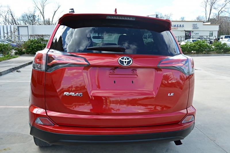 Toyota RAV4 2016 price $18,000