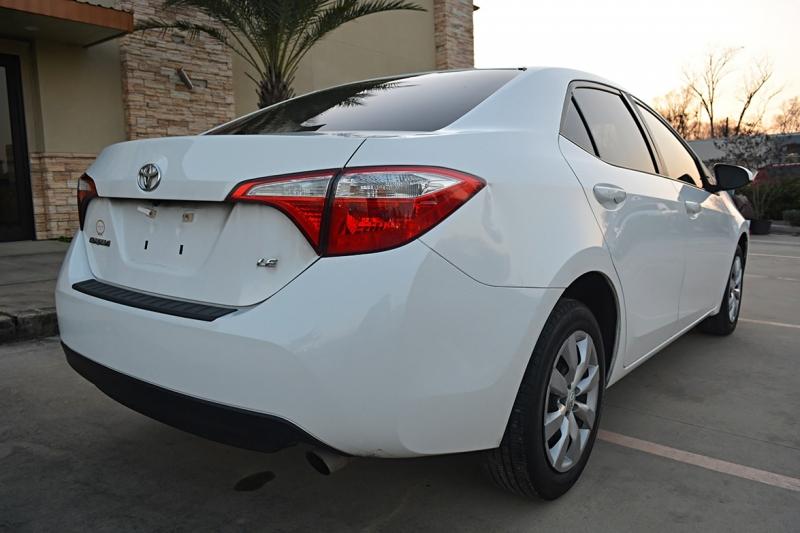 Toyota Corolla 2016 price $14,200
