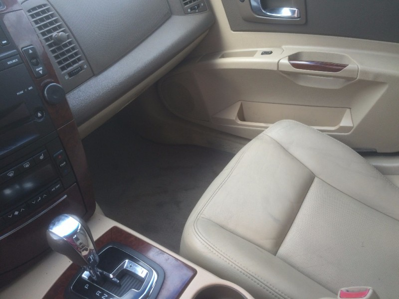 2007 Cadillac CTS 4dr Sdn 2 8L
