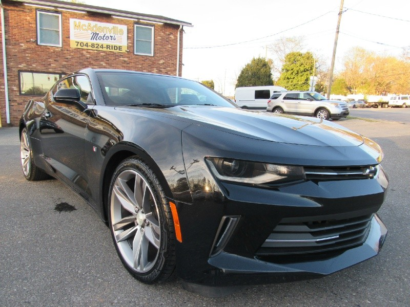 Chevrolet Camaro 2016 price $20,900