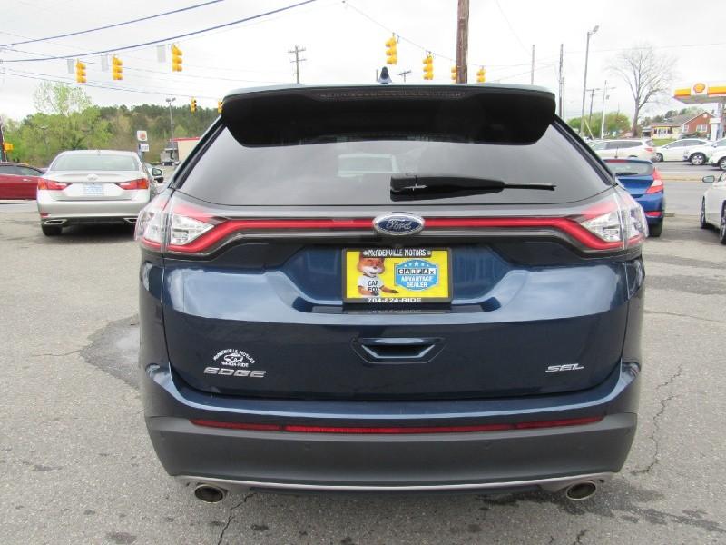 Ford Edge 2017 price $17,900