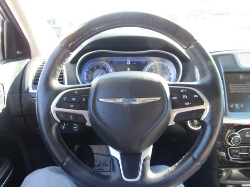 Chrysler 300 2016 price $18,800
