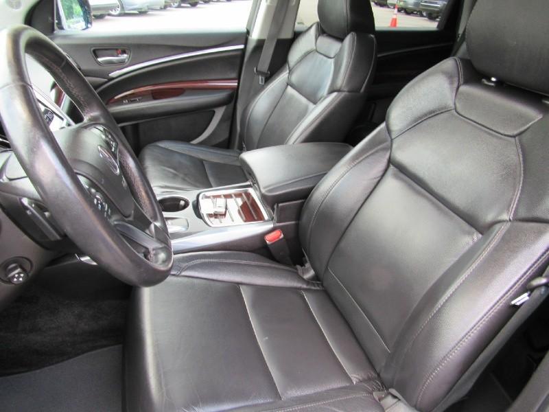 Acura MDX 2016 price $23,900
